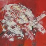 Abstract schilderij Jan Egberts