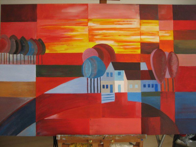 Tussen abstract en figuratief 2016 (in ontwikkeling)
