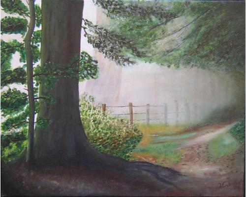 Nienoord - 2012 - Olieverf schilderij